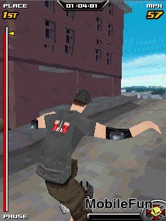 Tony Hawk's Downhill Jam 3D (Скетбординг Тони Хавка 3D)