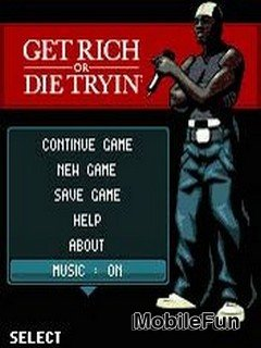 50 Cent: Get Rich or Die Tryin (50 Cent: Разбогатей или Умри)