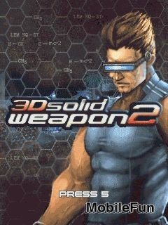 Solid Weapon 2 3D