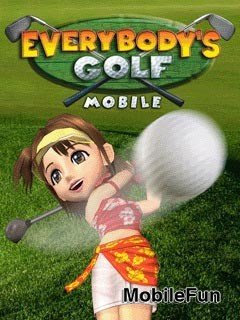 Everybody's Golf Mobile (Гольф Для Всех)