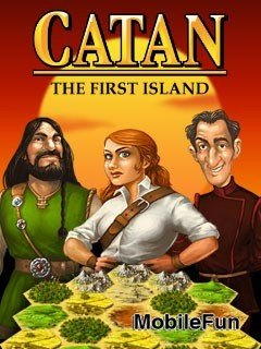 Catan The First Island (Поселенцы Катан)