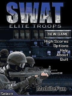 SWAT: Elite Troops (СПЕЦНАЗ: Элитные отряды)